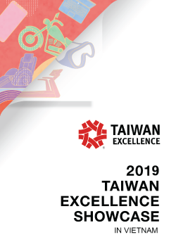 2019 Taiwan Excellence Showcase VN